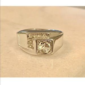 ❄️- vintage gold ring
